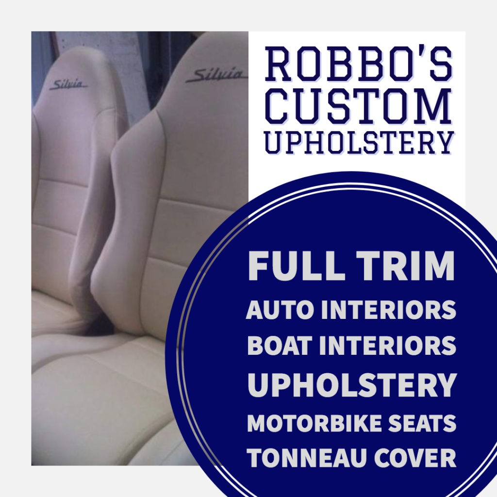 SERVICES BY ROBBOS CUSTOM UPHOLSTERY NAMBOUR